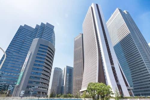 多数の大型ビルも手掛ける技術力!